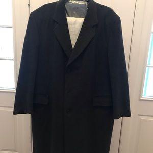 Men's Wool Full length Coat
